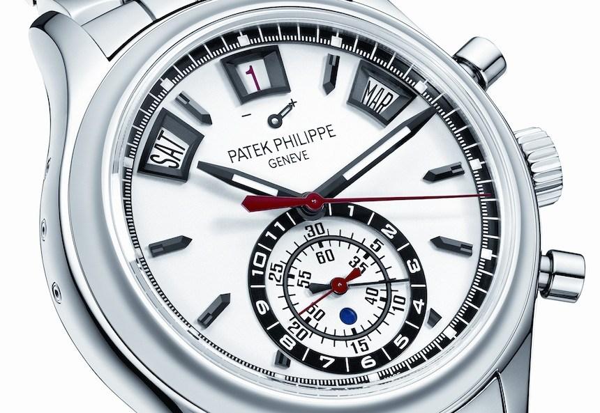 Patek-Philippe-5960-1A-Quadrante-In-Acciaio-OrologioDiReplica