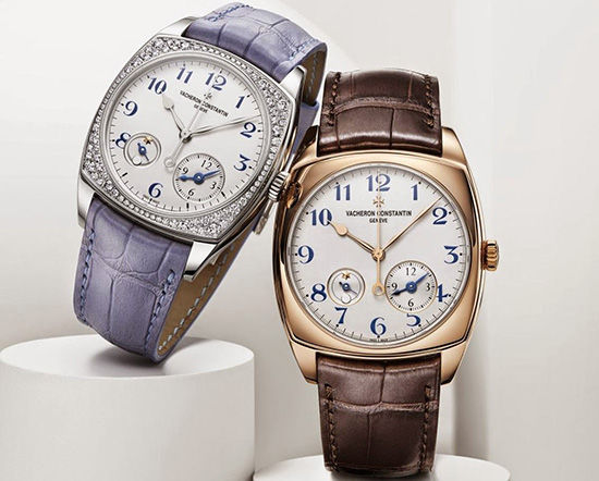 vaceron constantin harmony dual time replica orologi