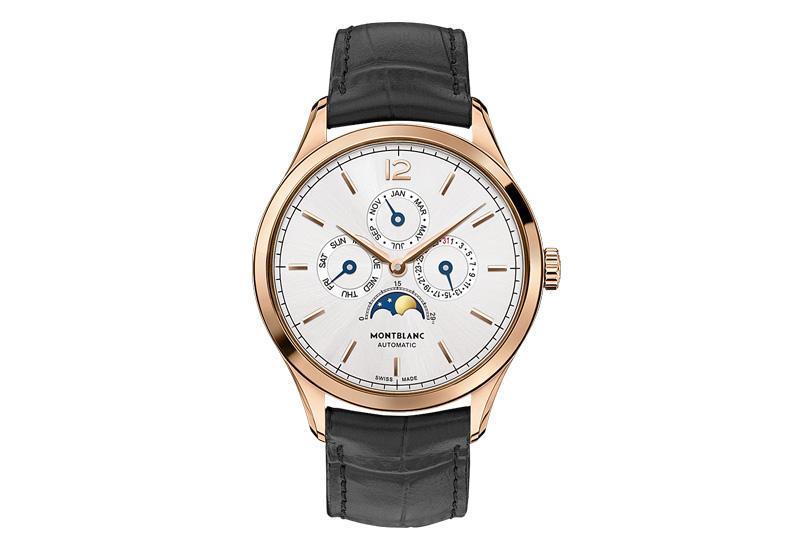 Montblanc Heriatge Chronometrie Quantieme Annuel Replica Italia