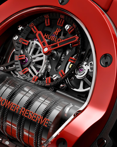 hublot big bang mp 11 red magic replica