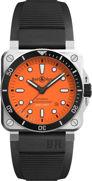 Bell Ross BR 03-92 Diver Orange Replica