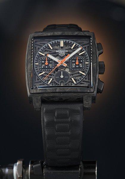 Only Watch Carbon Monaco Replica